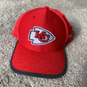 Kansas City Chiefs hat size large - xl